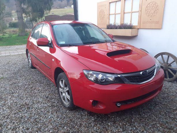 Subaru Impreza G3- 2.0 D- uszkodzony silnik- wał