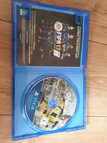 Gra FIFA 17 Ps4 wysyłka lub zamiana