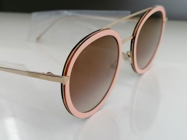 Fendi óculos sol novos e originais