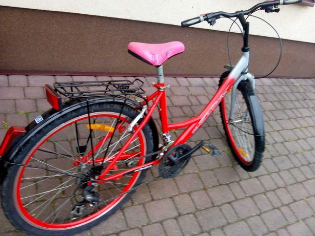 Sprzedam rower damka koło 26