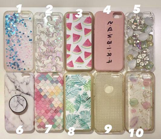 10 Capas Iphone 6/6s