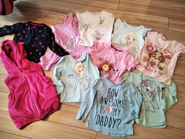 Ubrania dziewczynka 98-104