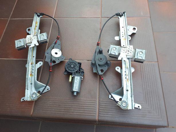 2 Podnośniki szyb przednich Ford Fusion prawa i lewa strona +silniczek