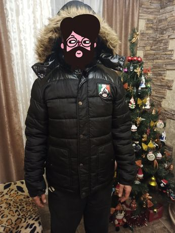 Продам утеплену куртку Еllese