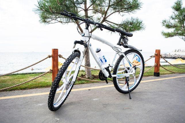 Выгодная цена! Горный велосипед BMW на литых дисках 24 скорости