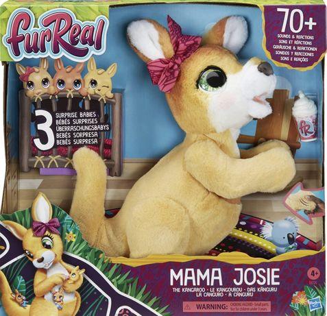 FurReal Mama Josie. FurReal Friends Кенгуру Джоси