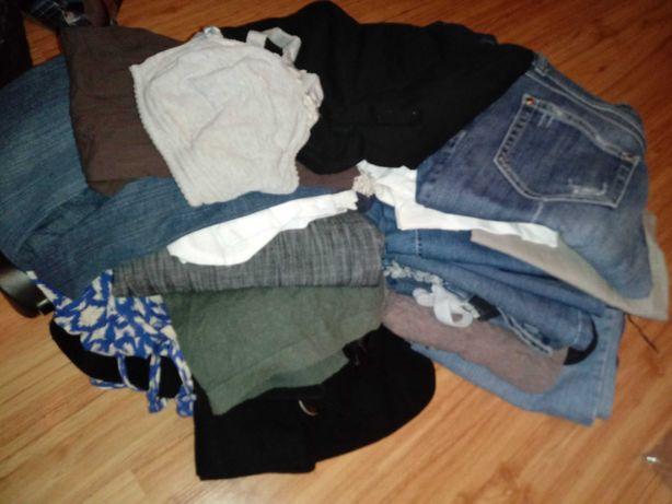 ubrania ciążowe i bluzki biustonosze do karmienia 38-42