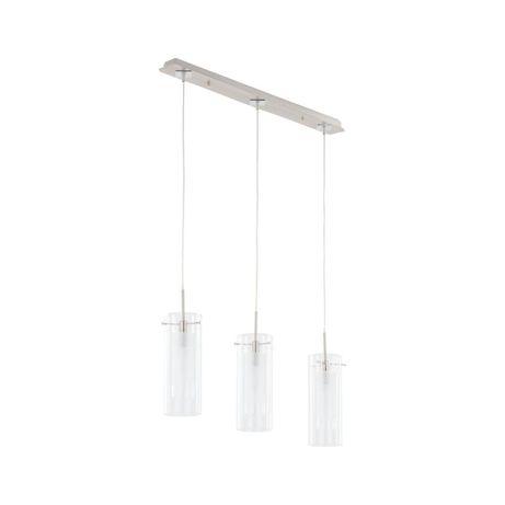 Lampa wisząca CONETTI chrom E14 ITALUX