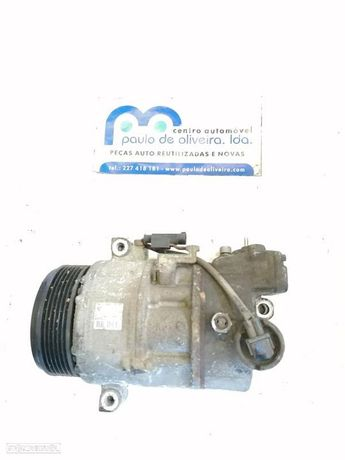 Compressor Do Ar Condicionado Bmw 3 (E90)