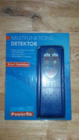 Detector Multifuncional para localizar metal e cabos electricos