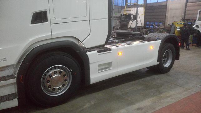 Scania NTG R S spoiler zabudowa międzyosiowa