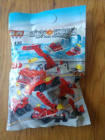 Набор игрушек Пожарная бригада