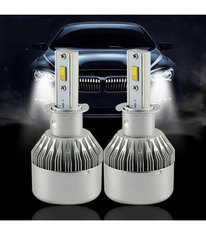 Led Лампы Комплект Для Автомобиля C6 H3 H4 H8 H11 HB3 9005 HB4 9006