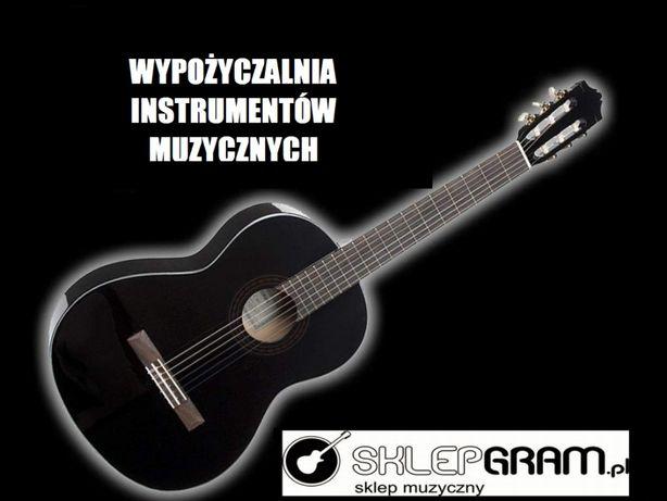 Wypożyczalnia instrumentów muzycznych Koszalin sklep Gram