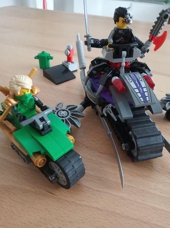 LEGO® 70722 Ninjago - Atak OverBorga