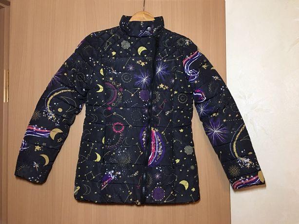 Новая. Осенне-весення курточка на девочку бренда Desigual, 11