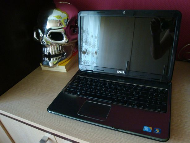 Laptop DELL INSPIRON N5010 czytaj !!! Gwarancja 12 miesięcy