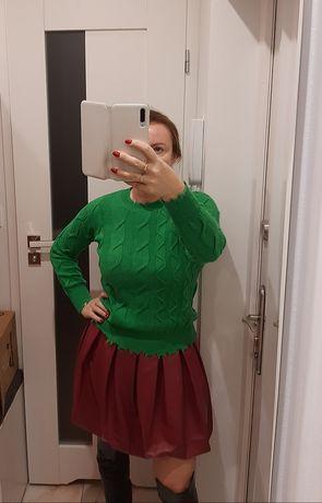 Sweter Zielony Pinko