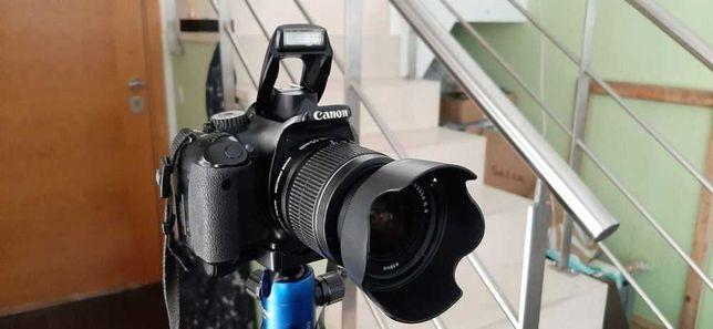 Canon 550D + Objetiva EFS 18-55mm