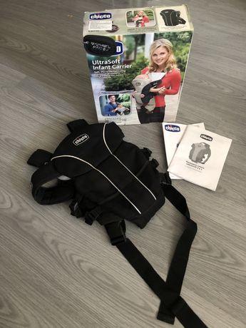 Ерго рюкзак, слинг, сумка-кенгуру Chicco