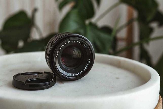 Obiektyw Fujinon 35mm f1.4 STAN IDEALNY