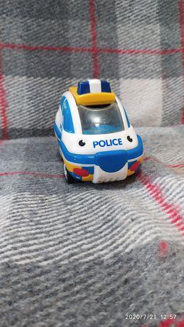 Машинка , Полицейская,  WOW