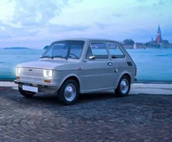 Fiat 126 Carro 1986 Clássico Bom Estado