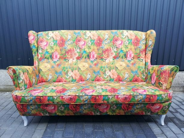 Sofa 3-os do salon pensjonat 176 cm ponad 200 kolorów różne wzory