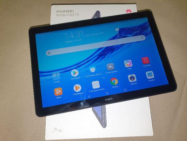 "Продам Huawei MediaPad T5 10"" LTE (AGS-L09B) 3/32GB Black Официал"