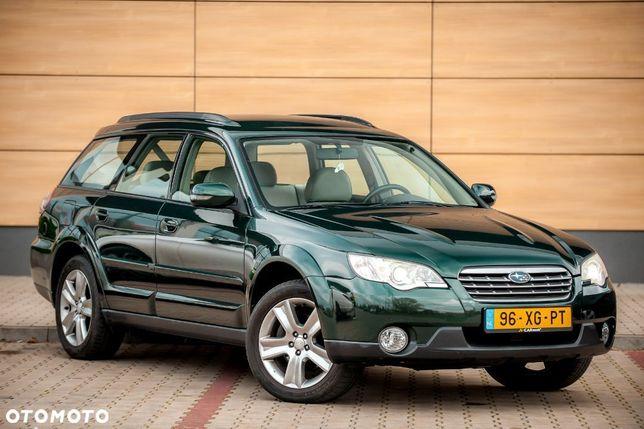Subaru OUTBACK 2.5i 165KM AWD 4x4 Xenon Skóry Grzane fotele
