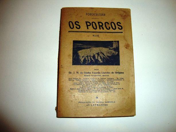 Os Porcos (Livro muito antigo)