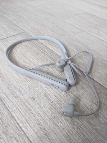 Наушники Sony WI-1000XM2 срібні. Стан ідеальний