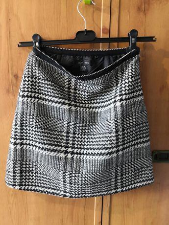 Spódnica tweedowa - chanelka