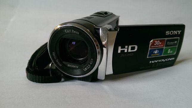FullHD видеокамера SONY, объектив Carl Zeiss, HDMI, 30x зум, full hd