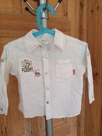 Koszula z długim rękawem firmy Tup Tup rozmiar 86