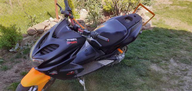 Yamaha aerox 50/70 zamienię na rower typu dirt