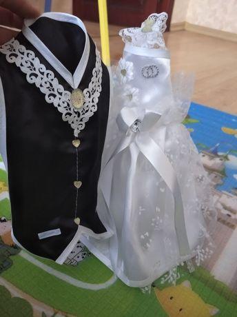 Весільні  наряди