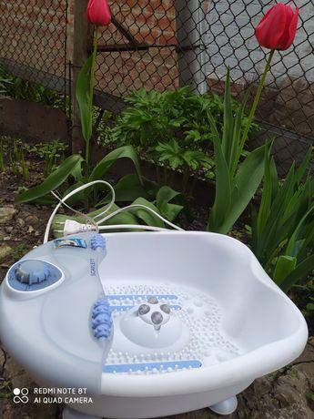 Продам массажную  ванночку  для ног