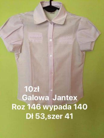 Galowa  Jantex Roz 146 wypada 140 Wysyłka za darmo powyżej 100zl