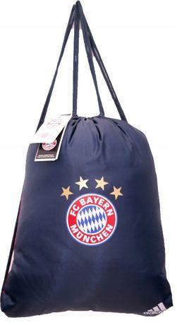ADIDAS FC BAYERN torba worek treningowy, na buty