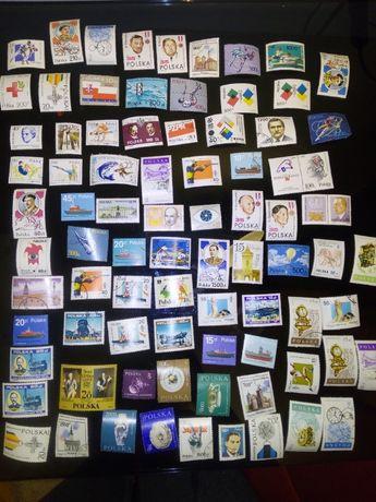 Znaczki pocztowe - Wyprzedaż kolekcji - Wysyłka - Komplet znaczków