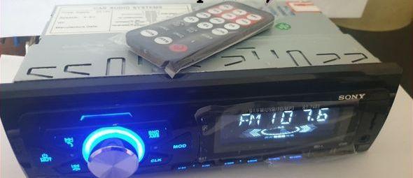 Автомагнитола ПИОНЕР 7404 1 USB с возможностью зарядки ТЕЛЕФОНА