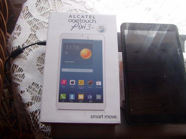 Tablet Alcatel-Pixi3(8)-uszkodzony.