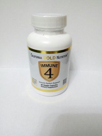 Комплекс для підтримки імунітету: селен, кальцій, цинк, вітамінD3