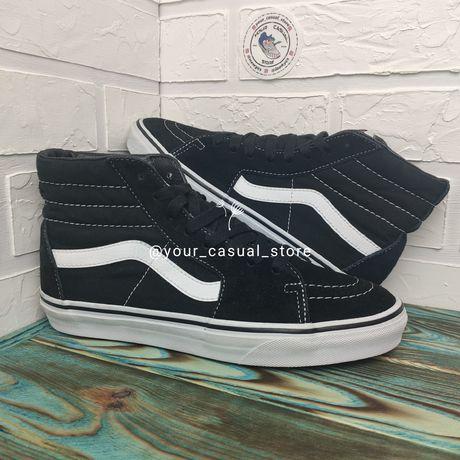 Оригинальные кроссовки кеды Vans Old School 38 размер 24 см