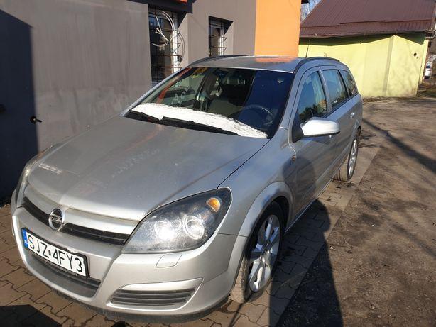 Opel Astra H kombi
