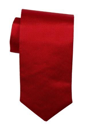 Czerwony krawat Ferrari