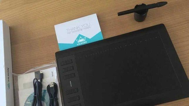 Графический планшет Huion New 1060PLUS Не использовался