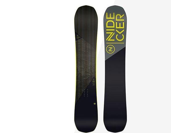 Deska snowboardowa NIDECKER SCORE 152cm Wrocław