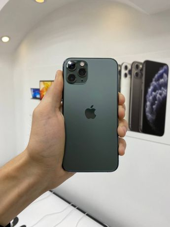 Iphone 11 Pro 256GB Green Neverlock/Гарантия/Рассрочка/Магазин